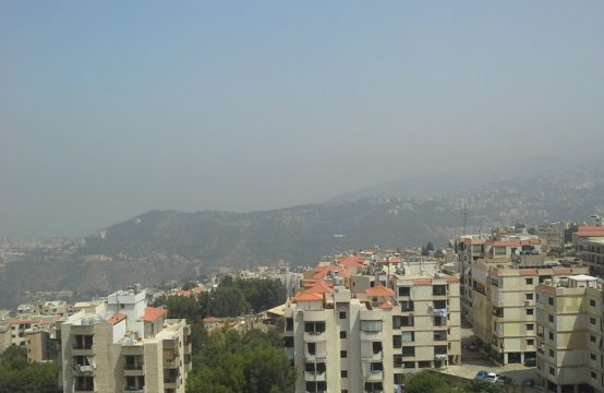 125sqm Apartment for sale in Mazraat Yashouh