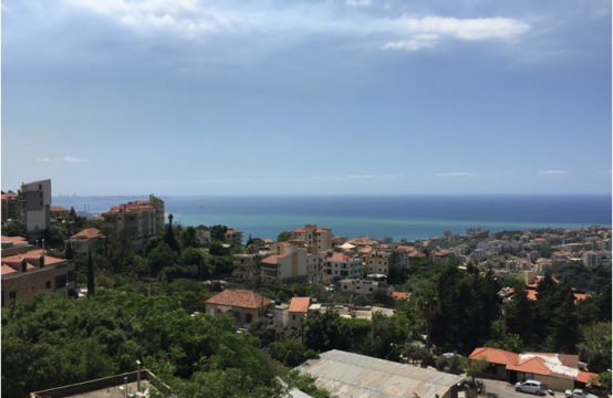 220sqm Apartment for sale in Ghazir + 150sqm Terrace and Garden