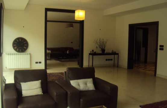 400sqm Apartment for sale in Rabieh + 300sqm Garden and Terrace