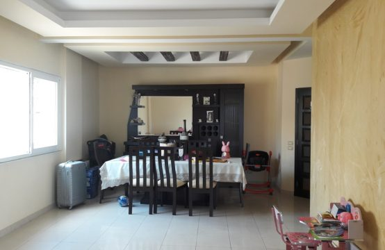 166sqm Apartment for sale in Zouk Mikeal
