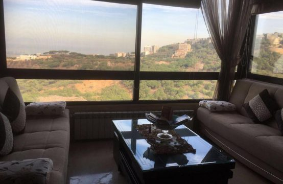130 SQM Deluxe Apartment for Sale in Mansourieh