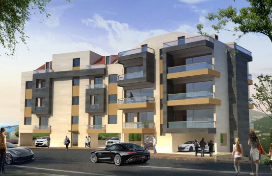 100 SQM Under Construction Apartment for Sale in Hboub
