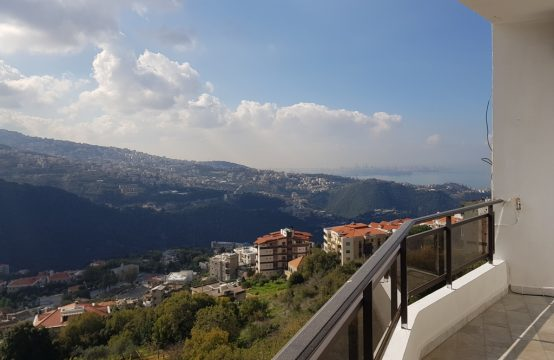 Apartment for sale in Jeita