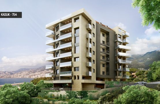 Apartment for sale in Kaslik