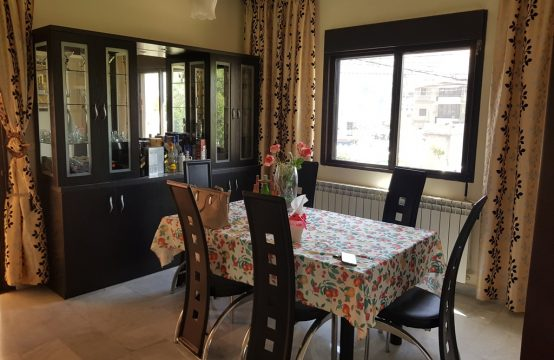 Apartment for sale in Achkout