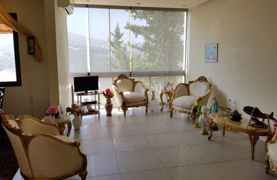 Apartment for sale in Jeita (Available in Rent)