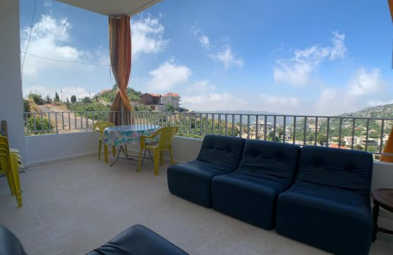 Apartment for sale in Beqaatet Achkout