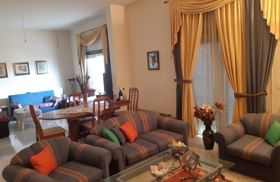 Apartment for sale in Bzoumar